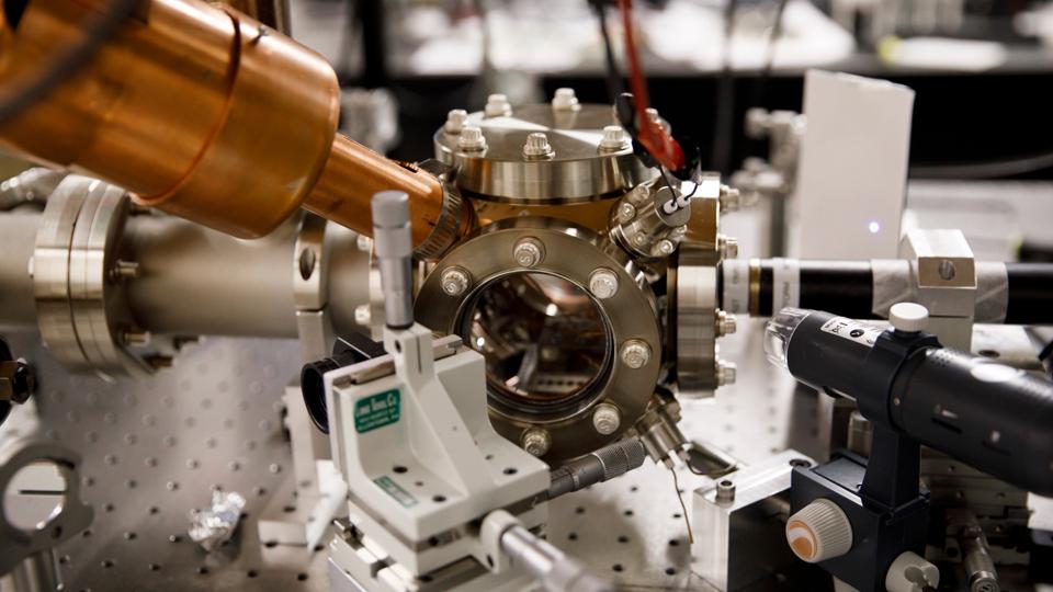 IU establishes Quantum Science Research Center